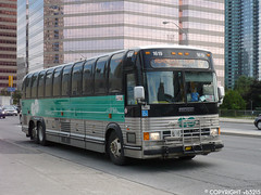 GO Transit #1619 (vb5215's Transportation Gallery) Tags: go 1999 transit prévost lemirage xl40
