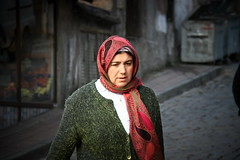 People in Istanbul