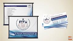 FITx 2012   II Frum Internacional de Transplantes do Aparelho Digestivo (Composicao&Arte) Tags: de design do internacional ii evento frum aparelho digestivo transplantes fitx2012