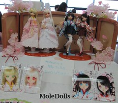 Azone Dolls at Tokyo Doll Show