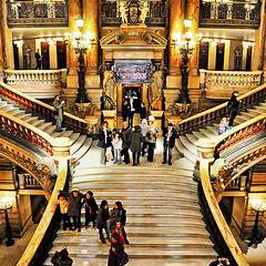 Y stairs: Opra Garnier .Paris (fifich@t ~ far away) Tags: paris france architecture stairs marbles escaliers palaisgarnier frenchopera opragarnier copyright charlesgarnier garnieropera squarepicture allrightsreserved somptuous formatcarr symbolofparis famousstairs copyrightallrightsreserved tousdroitsrservs nikond300 nikkor1685vr thegoldenphoenix bestcapturesaoi magicunicornverybest elitegalleryaoi squrareformat digimarc2011 asquaresuperstarstemple lightroomps fifichat1 rememberthatmomentlevel1 remem
