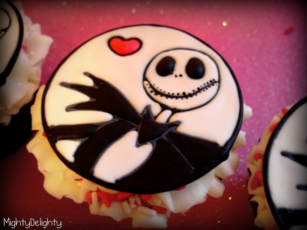 the world s best photos of cupcakes and nightmarebeforechristmas