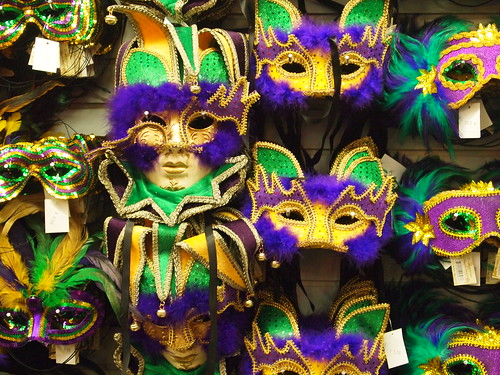 Mardi Gras Gifts at Tubbs Hardware