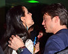 Rebecca Mir and boyfriend Sebastian Deyle Lena Hoschek party at Gruener Salon Mercedes-Benz Fashion Week Berlin Autumn/Winter 2012 Berlin, Germany