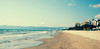 Walking the Beach (SOMETHiNG MONUMENTAL) Tags: ocean mountains beach mexico sand nikon october resort puertovallarta d60 2011 somethingmonumental mandycrandell