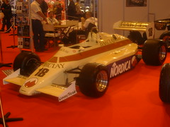1984 Arrows-Ford A6 (Neil 01) Tags: f1 grandprix formula1 thierryboutsen marcsurer autosportinternational worldcars arrowsforda6