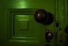 Colour: Green (marakino) Tags: door green copenhagen denmark handle gate paint iso400 brass chipped københavn 24mmf28 nikond700 dpsgreen