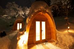 PODhotel in Flims (robustoutdoorbrands) Tags: rob podhotel campingpod podhouse podhaus robustoutdoorbrands wwwpodhousech