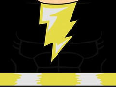 LEGO Black Adam Front Torso Black's Flip (Ultimate Marvin) Tags: black adam lego ultimate torso decal marvin shazam minifigure supervillain