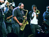 The Soul Rebels Brass Band (Leighton Wallis) Tags: sanfrancisco california ca usa unitedstatesofamerica trumpet heavymetal saxaphone metallica trombone fillmore sax 30thanniversary
