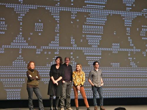 Kate Burton , Allison Janney, Richard Jenkins, Elizabeth Olsen, John Magaro