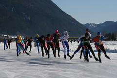 IMG_7056 (Alternatieve Elfstedentocht Weissensee) Tags: oostenrijk marathon 2012 weissensee schaatsen elfstedentocht alternatieve