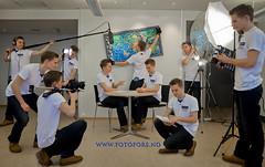 Teamwork! (Eskild E. Fors) Tags: work canon eos team foto e l 5d f28 teamwork f40 fors 2470mm 24105mm eskild 550d cs5 fotofors