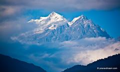 Mt. Narsing, Kanchenjunga Range, Pelling, Sikkim