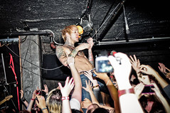 D.R.U.G.S. - Craig Owens (Melissa Terry) Tags: show atlanta music loft ga georgia concert tour atl band tattoos sin drugs craig theloft craigowens sintour destroyrebuilduntilgodshows