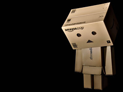 say cheese!!! (popp1973) Tags: toy nikon flash danbo d90 danboard