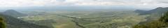 Nekresi - view of Alazani valley (IrvineShort) Tags: georgia monastery caucasus nekresi