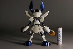 BANDAI D-Arts Head scissors[Rokusyou] 02 (lillyshia) Tags: darts bandai headscissors medarot rokusyou