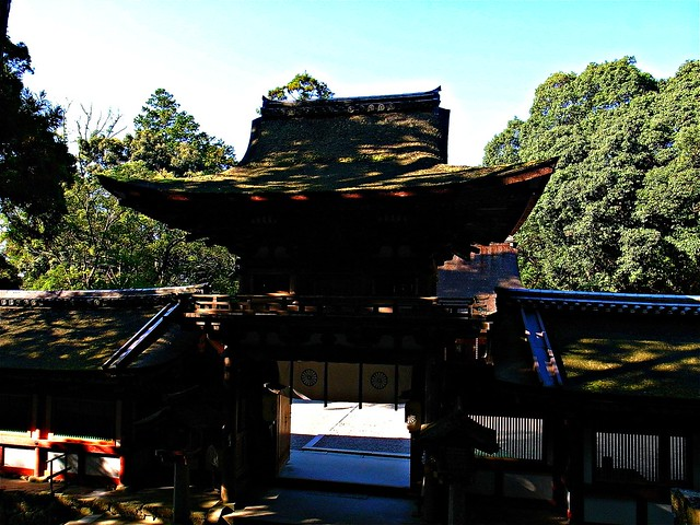 Isonokami shrine