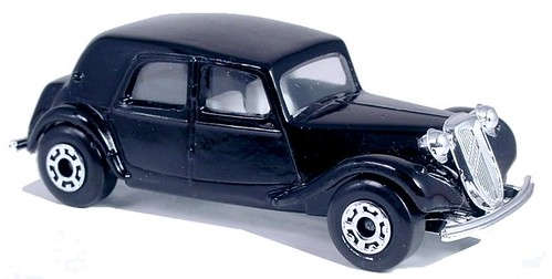 Matchbox Traction Avant