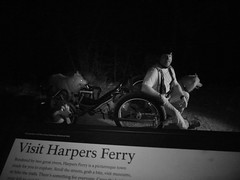 """Sightseeing"" Stop At Harpers Ferry"