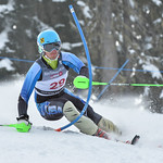 Manuel TRANINGER of Austria takes 2nd Place in the U16 Boys Slalom Race held on Whistler Mountain on April 5th, 2014. Photo by Scott Brammer - coastphoto.com