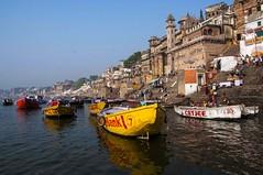 Ganges - ndia (mariofch) Tags: ganges 2016 ndia varanazi mariofch