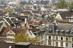 The village (Raphs) Tags: city houses buildings schweiz switzerland cityscape rooftops roofs innercity zrich oldtown lindenhof niederdorf raphs highangleview polyterrasse elevatedviewpoint kreis1 tamronspaf1750mmf28xrdiiildaspherical canoneos70d