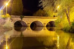 alencon la nuit10 (hubert061) Tags: pont nuit alenon