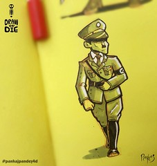 The Goddamn Dictator #Hitler - Most hated man in the world        #pankajpandey4d #sketchpads #inking #cartoon #sujju #retro #evil #caricature #toon  #gameart #dictator #nazi #german #jew #cruel #badguy #followme #followyouback #drawordie (pankajdimension4) Tags: nazi hitler cartoon evil retro german caricature jew toon dictator inking cruel followme badguy gameart sketchpads drawordie sujju followyouback pankajpandey4d