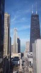 North Michigan (michael.veltman) Tags: chicago john illinois looking michigan north hancock avenue magnificent mile