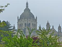 Basilique de Lisieux (Portocan) Tags: honfleur paysdauge calvados pommiers basilique colombages lisieux pontlvque pontdenormandie