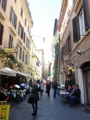 Streets of Rome (bernarou) Tags: street people italy rome roma architecture europe italia roman romano