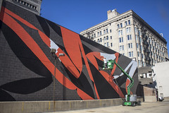 Like One, Large Scale Mural (Rodosaw) Tags: street chicago art photography one graffiti culture like documentation subculture of