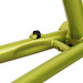 Gunnar Fastlane in Green Orchid - Bottom Bracket Detail
