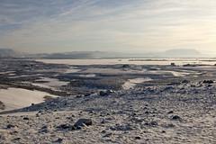 Untako vain - Asleep (ikithule) Tags: winter snow clouds landscape iceland stones lumi talvi maisema luonto pilvet jrvi mvatn kivi taloja jannemaikkula kraatteri ikithule