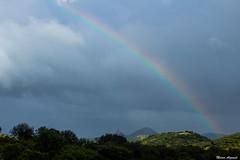 arcoiris en la sierra (maria alguacil) Tags: arcoiris paisaje sierra