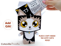Kitten / Cat, Favor, Candy, Gift Box (Tortoiseshell) - Editable Text Printable PDF (Cutezville Printables) Tags: birthday decorations party cats cute art animal shop kids digital ink cat bag paper print fun tickets idea design diy eyes kitten message theatre sweet box drawing unique text pussy kitty craft file card decorating gift elements bow download sweets instant ribbon boxes pdf treat etsy paws ideas favor greeting making development template goody edit personalized papermaking personalize giftbag giftbox personalised cardstock printables printable favour cutesville changeable editable personalise papergoods treatbox cuteideas paperelements cutezville