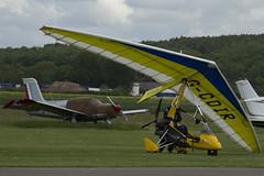 22/05/16 - Pegasus Quantum 15-912 - G-CDIR (gbadger1) Tags: 22 912 pegasus sunday may 15 quantum airfield matters 2016 wellesbourne mountford egbw gcdir