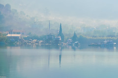 (Siminis) Tags: sea mist misty harbor morninglight seaside aegean greece shipyard fishingvillage dockyard mytilene mistymorning aegeansea gulfofgera mistylandscape siminis skalaloutron