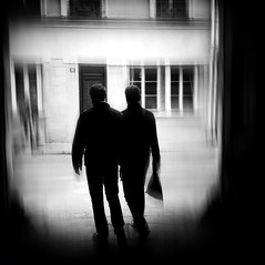Paris Noir series .... the Kray twins