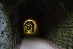 Tunel abandonado (kum111) Tags: old abandoned tunnel tunel past viejo abandonado pasado