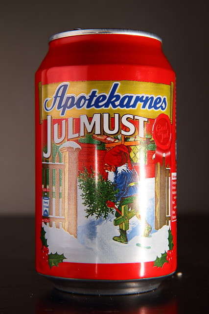 Julmust my one weakness