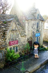 The Model Village at Bourton-on-the-Water, UK