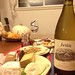 Alyssa Barron - Wine and cheese night