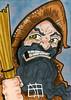 Schmutzli (j(ay)) Tags: switzerland jay sketchcard schmutzli