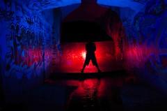 World Within (_Enigmatic_1) Tags: light underground interesting darkness melbourne urbanexploration urbex draining lightpainters