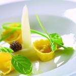 Spargelgericht Kulinarium Ronacher
