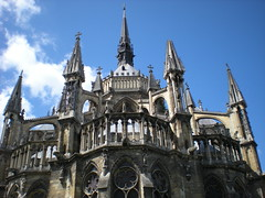 Reims Cathedral (RebelDead) Tags: reims cathdral