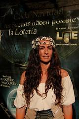 ¡¡ Feliz Día de la Salud !! (Cani Mancebo) Tags: portrait españa woman mujer spain women retrato murcia cartagena maría mercadomedieval lotería canimancebo